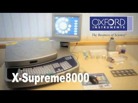 Oxford Instruments: X-Supreme8000