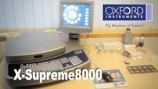 Оксфорд Інструменти: Х-Supreme8000