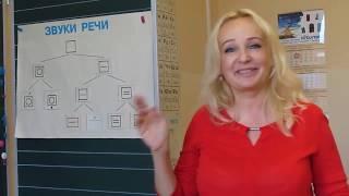 2 видеоурок  Образование и обозначение согласных звуков