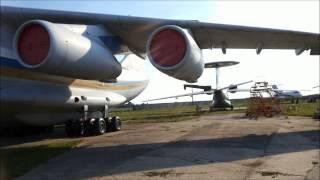 The State Aviation Museum (Zhuliany) Kyiv Ukraine