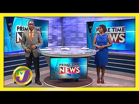 TVJ News: Headlines - November 12 2020