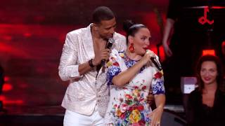 Елена Ваенга, Roberto Kel Torres - Muéve La Cintura, Mulata |Laima Rendez Vous'2018 22.jul