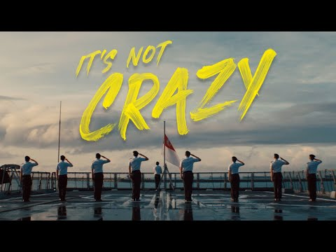 It's not crazy. It's the Navy.