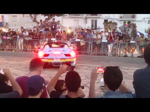 Deadmau5 arriving Ibiza Gumball3000