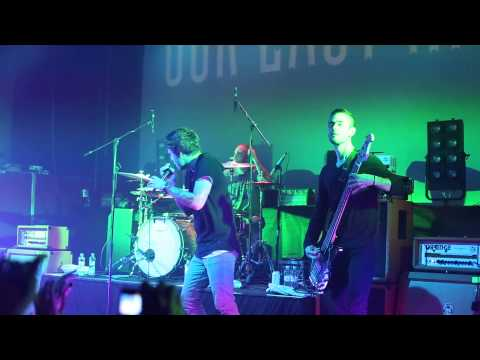Our Last Night - Skyfall (Adele cover) (live in Minsk, 22-04-15)