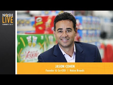 Perfecting Products, Building Teams, Romancing Brands with Jason Cohen, Founder/Co-CEO, Halen Brands