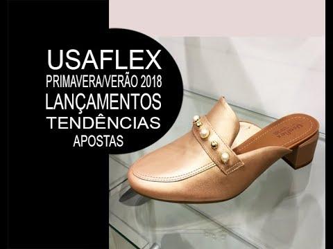 USAFLEX PRIMAVERA VERÃO 2018  Lançamentos ea6e48f404f4b