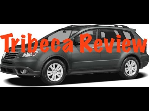 Review 2008 Subaru Tribeca 7 Penger