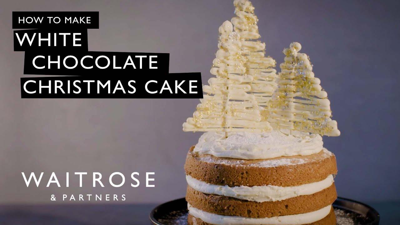 Martha Collison\'s Spiced Rum & White Chocolate Christmas Cake ...