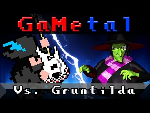 Final Battle (Vs. Gruntilda) (Banjo-Kazooie) - GaMetal