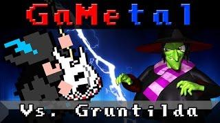 Final Battle (Vs. Gruntilda) (Banjo-Kazooie) - GaMetal Remix