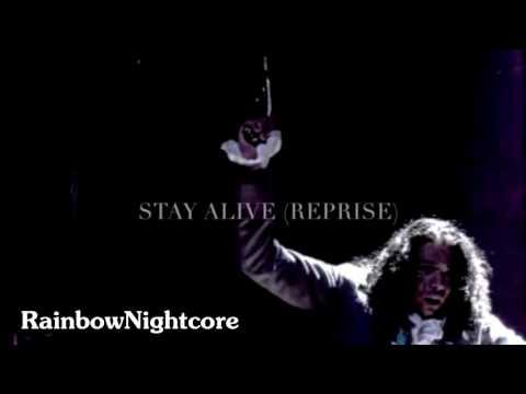 Stay Alive (Reprise)| Nightcore