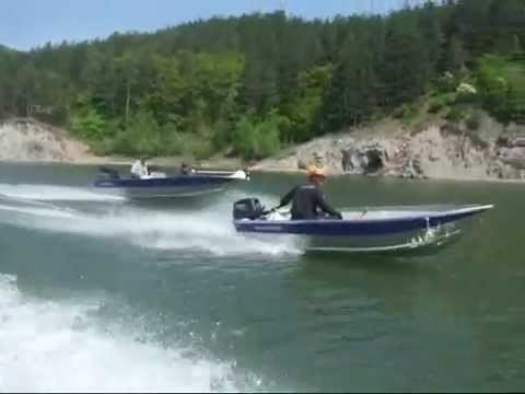 Aluminium boats MARINE ...need for speed