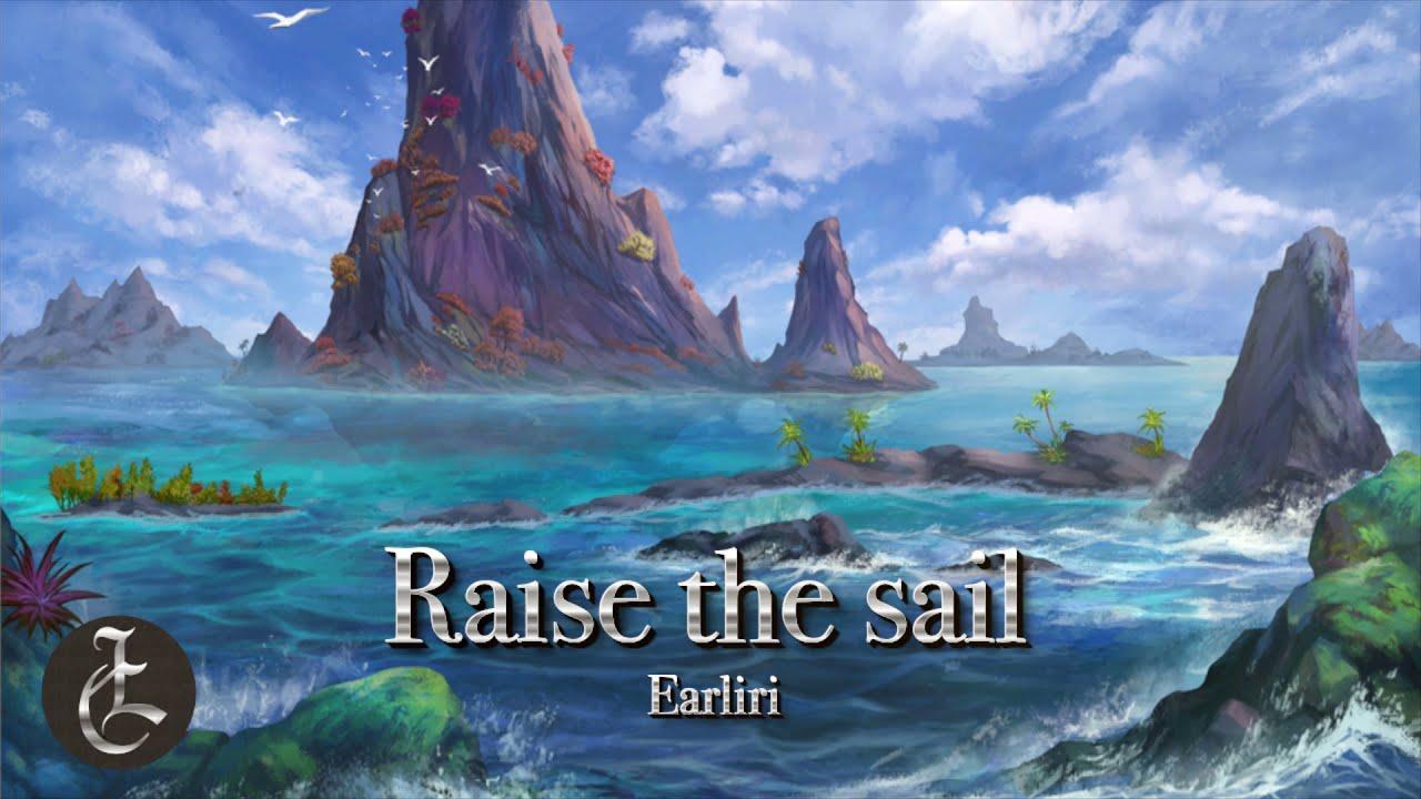 【ロイヤリティフリーBGM】冒険を彷彿とさせる壮大なオーケストラ「Raise the sail」