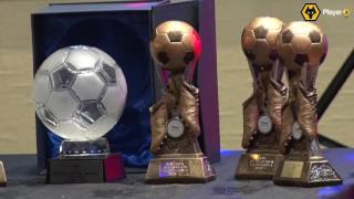 Young Wolves End of Season Awards 2016/17