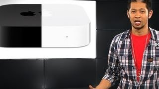 Apple Byte - Is Apple working on an Apple TV/Airport Express combo?