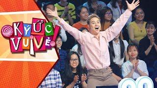 Thanh Duy lội ngược dòng với phần hát karaoke | Ký Ức Vui Vẻ [FULL HD]