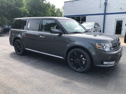 2019 Ford Flex SEL AWD Review