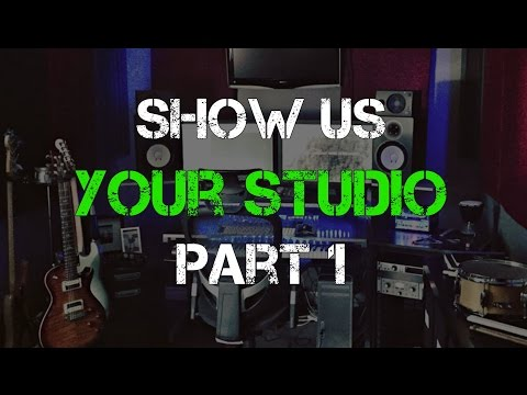 Show Us Your Studio Pt.1 - Warren Huart: Produce Like A Pro