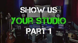 Show Us Your Studio Pt.1 - Warren Huart: Produce Like A Pro