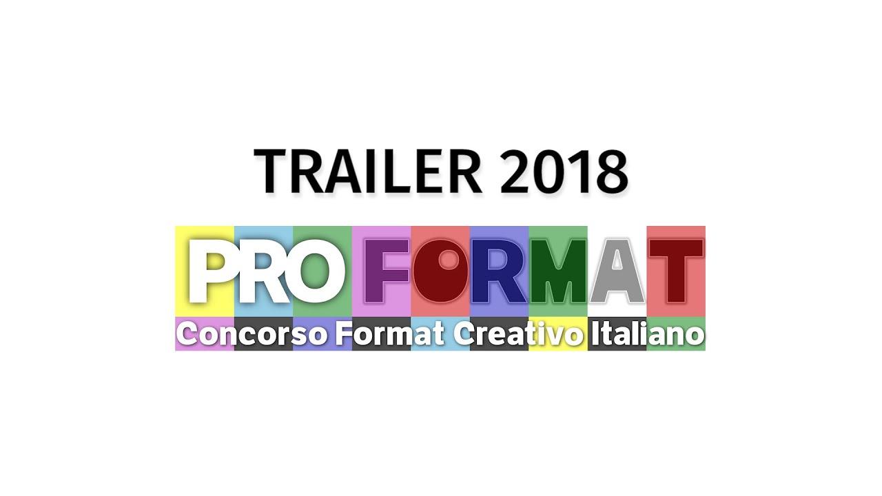 TRAILER PROFORMAT 2018 sottotitolato