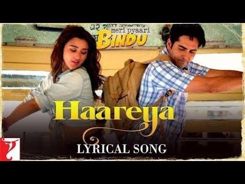 Haareya - Arijit Singh | Whatsapp Status Video | Ayushmann Khurrana | Parineeti chopara