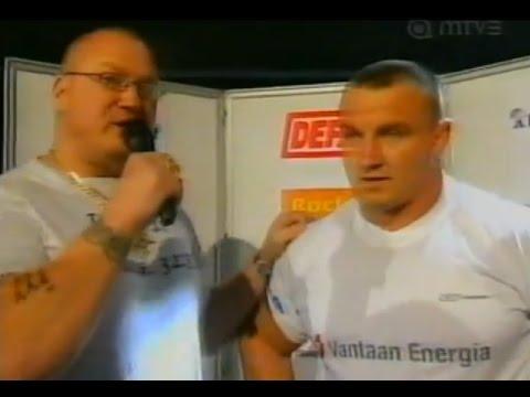 Strongman Vantaa GP 2003