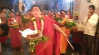 AGNI Chatthi Thiruvila at Sri Rudra VeeramakaliAmman Alayam,Batang Berjuntai (Bestari Jaya)Sgor
