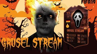 GRUSEL STREAM?SCREAM PACK OPENING? HORROR MUSIK, CORNFLAKES SOUNDS & KOSTÜM BATTLE