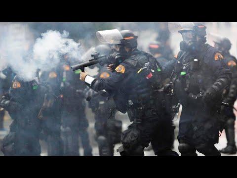 الولايات المتحدة: الاحتجاجات ضد مقتل جورج فلويد تزداد توسعا وترامب يدعو إلى -المصالحة-  - نشر قبل 6 ساعة