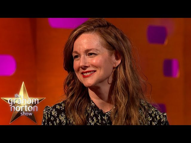 Laura Linney Had The Best Kiss In Love Actually | The Graham Norton Show