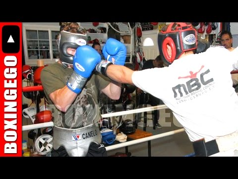 (WOW!!!) CANELO ALVAREZ IMMEDIATELY AFTER SPARRING GENNADY 'GGG' GOLOVKIN INTERVIEW LEAKS (REVIEW)
