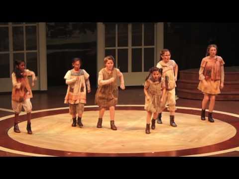 """Westchester Broadway  Theatre presents """"Annie"""""""