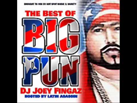 Off  Whit His Head - Big Pun  (+ Lyrics)