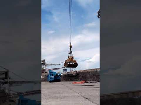 Mexico Mines Iron Ore Loading
