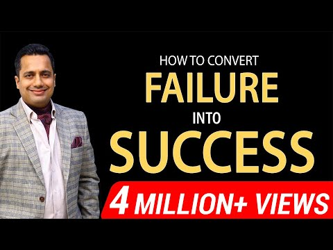 How to Convert Failure Into Success Best Motivational Speakers in India Vivek Bindra