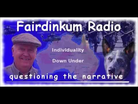 Fairdinkum Radio. Surveillance Society March 2015 (Audio)