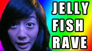 Jelly Fish Rave Party!