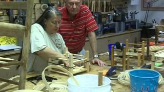 The Rocking Chair Restoration Project - Presented By Woodcraft