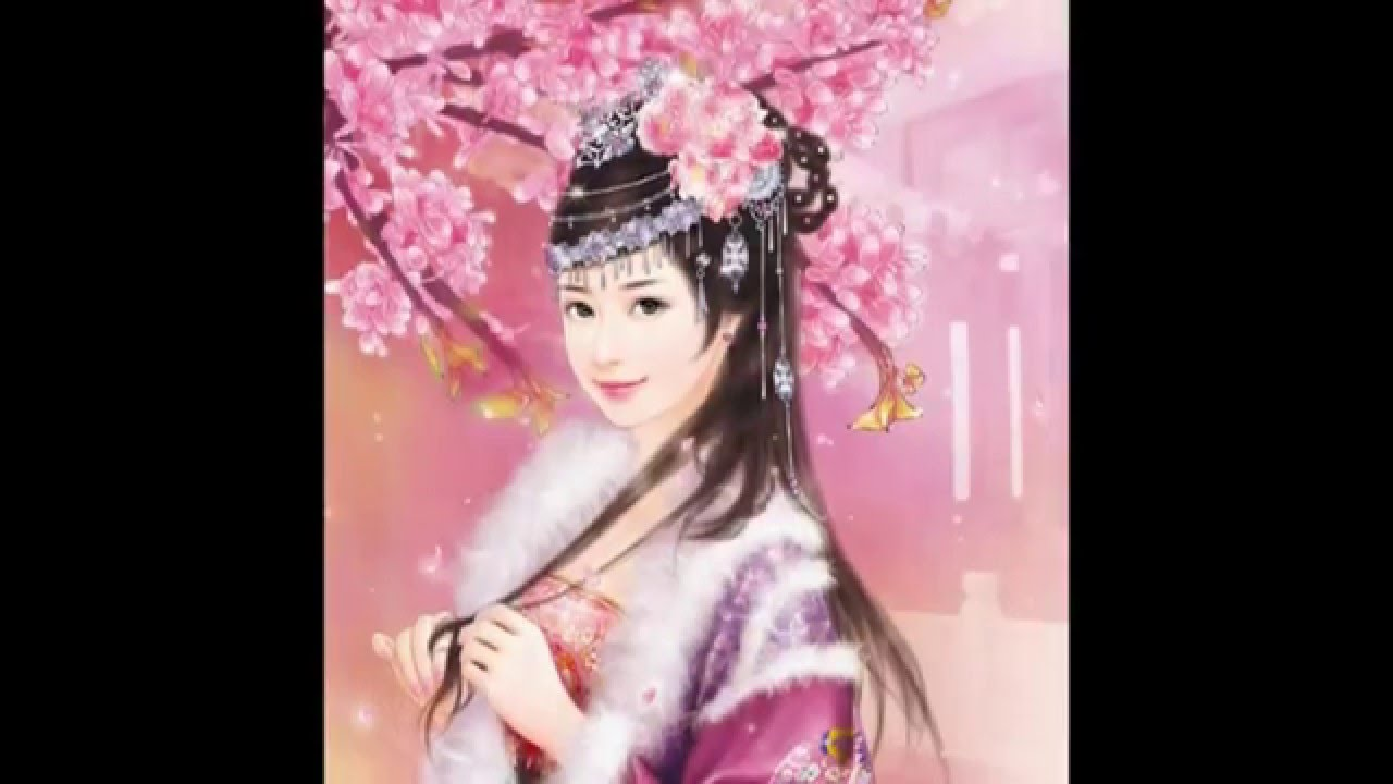 Most beautiful chinese girl paintings youtube most beautiful chinese girl paintings voltagebd Image collections
