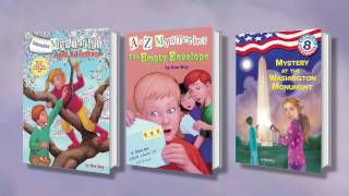 A to Z Mysteries / Calendar Mysteries by Ron Roy