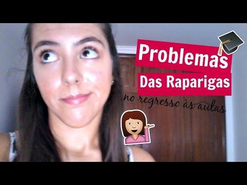 Problemas das Raparigas no Regresso Às Aulas!!