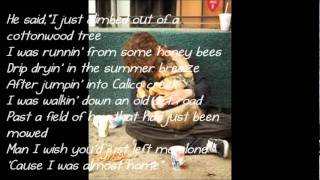 Craig Morgan - Almost Home *-Lyrics-*