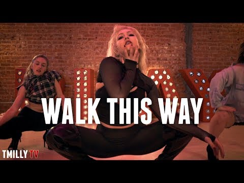 Aerosmith - Walk This Way - Choreography by Marissa Heart  TMillyTV