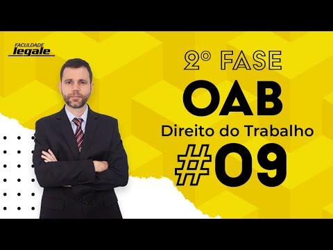 # 09 - Curso 2ª Fase OAB TRABALHO - Prof. Custódio Nogueiraиз YouTube · Длительность: 55 мин38 с