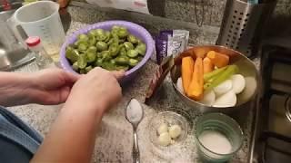 🔵 Икра из зеленых помидор на зиму! Рецепт!