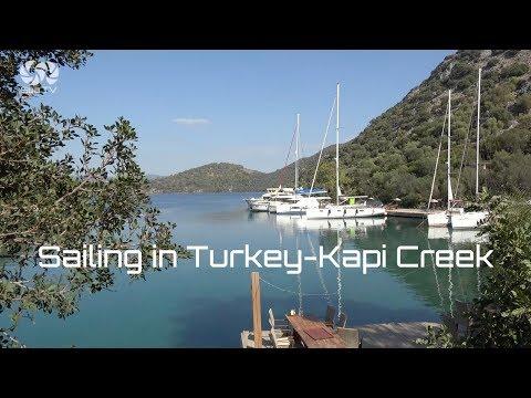 Sailing in Turkey | Kapi Creek | Gocek | Sea TV