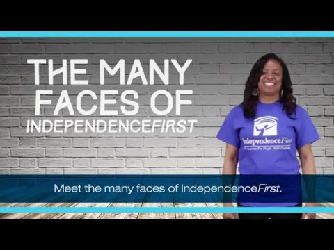 The Many Faces of IndependenceFirst - WaterStone Bank Contest Submission