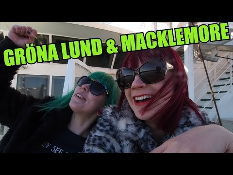 Weekly vlog 15: Red head and green head in Stockholm!