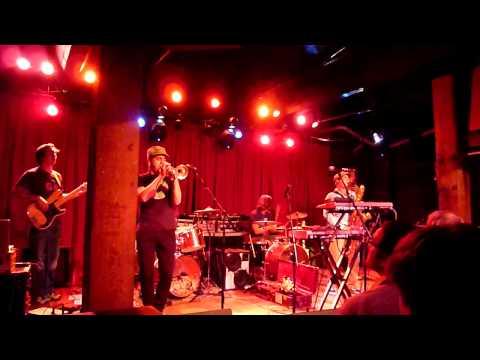 NOMO Live at Mercy Lounge 8-5-09 Part 2